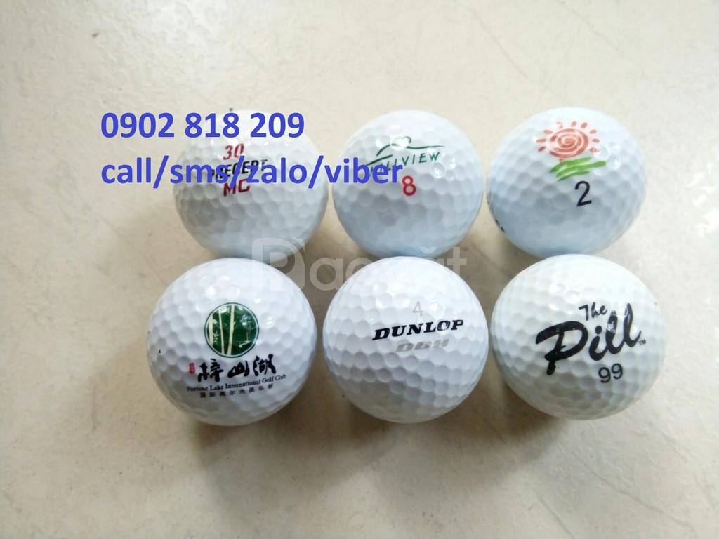 In logo bóng golf