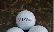 Nhận in logo lên bóng golf để mở giải và làm quà tặng