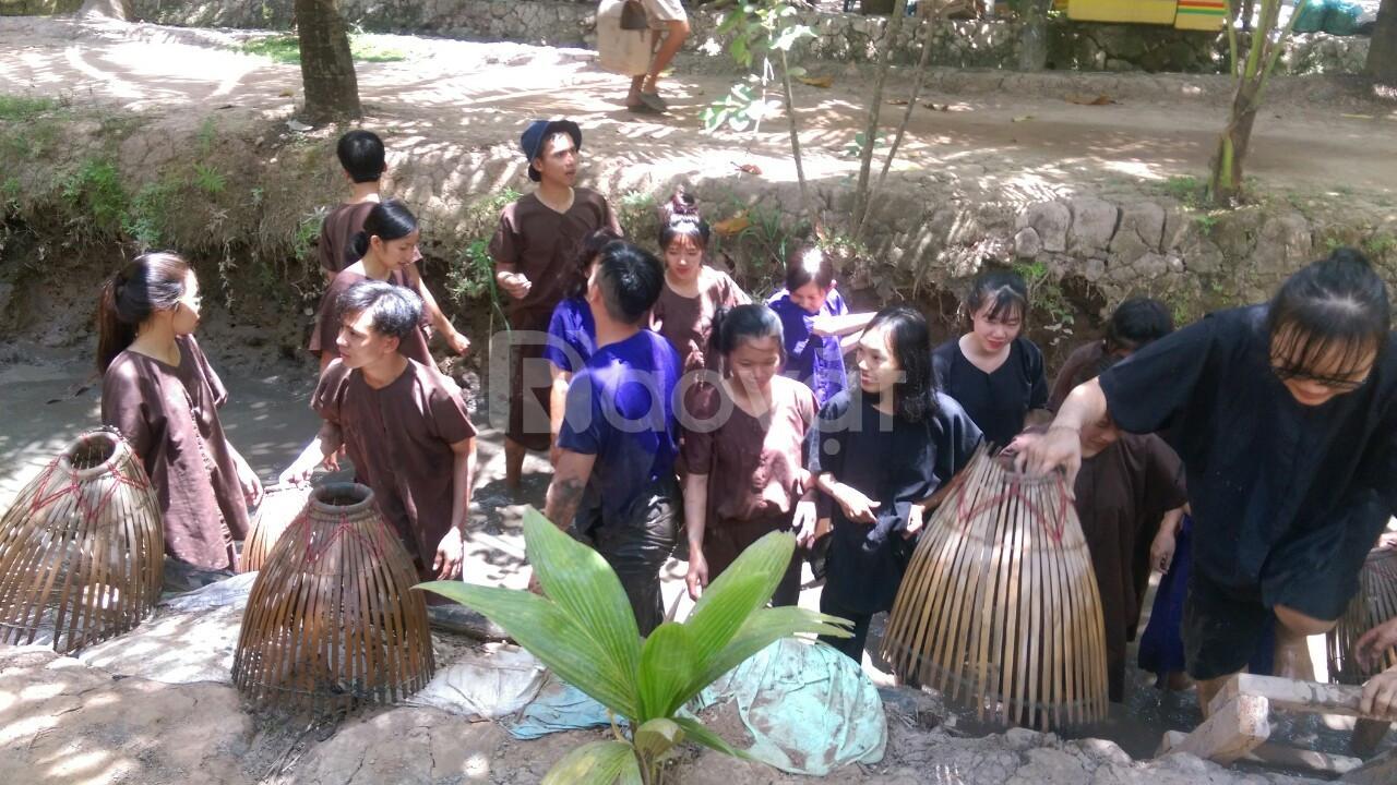 Tour Cù Lao Thới Sơn - Bến Tre tát mương bắt cá (1n) Tết Kỷ Hợi 2019
