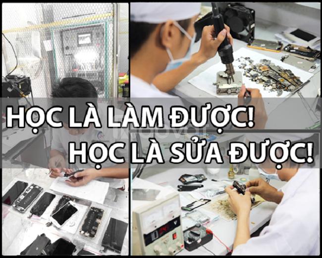Dạy nghề sửa chữa điện thoại chuyên nghiệp tại Hà Nội