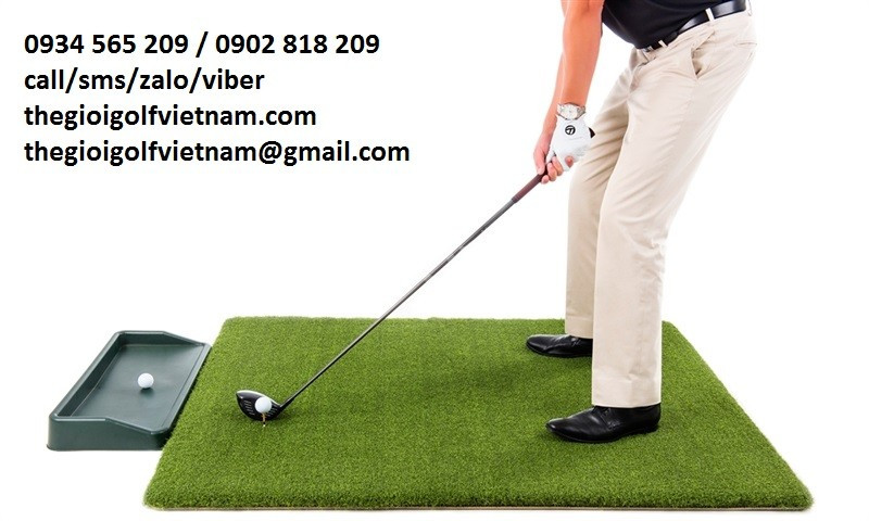 Thảm golf 2D