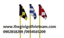 Bộ cờ và lỗ golf bằng nhựa