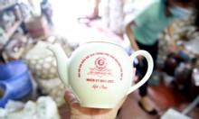 In bộ ấm trà quà tặng tại Bình Định