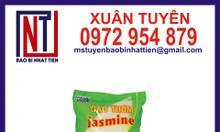 Chuyên cung cấp bao bì đựng gạo