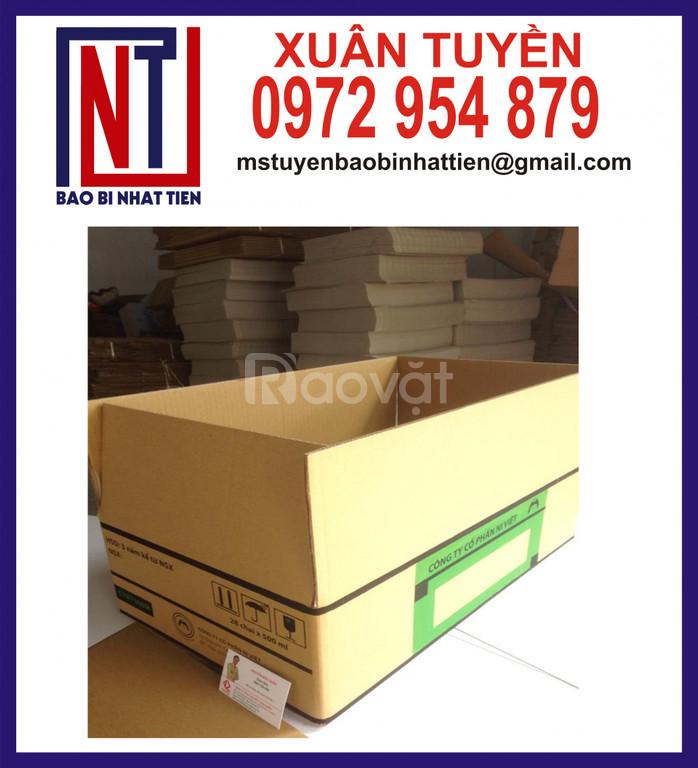 Công ty sản xuất thùng giấy carton (ảnh 4)