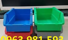 Kệ dụng cụ, khay đựng linh kiện, khay nhựa xếp tầng, kệ dụng cụ nhựa