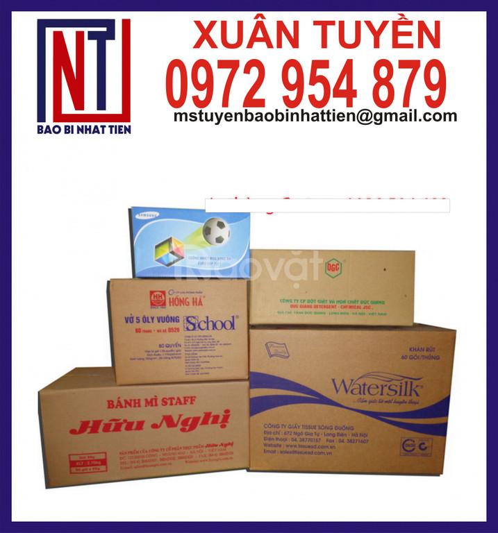 Công ty sản xuất thùng giấy carton (ảnh 5)