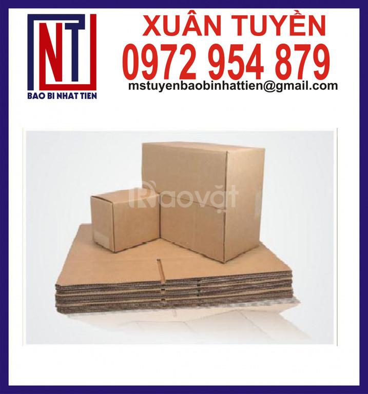 Công ty sản xuất thùng giấy carton (ảnh 1)