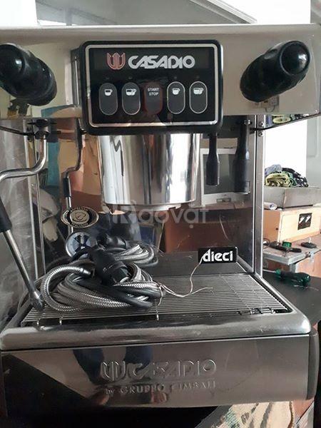 Thanh lý máy pha cafe Casadio Dieci A1