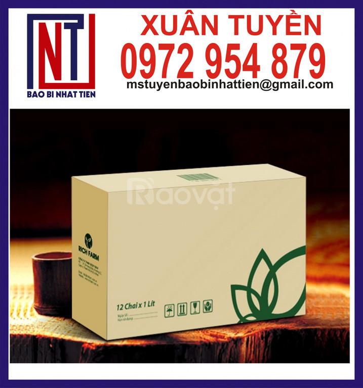 Công ty sản xuất thùng giấy carton (ảnh 3)