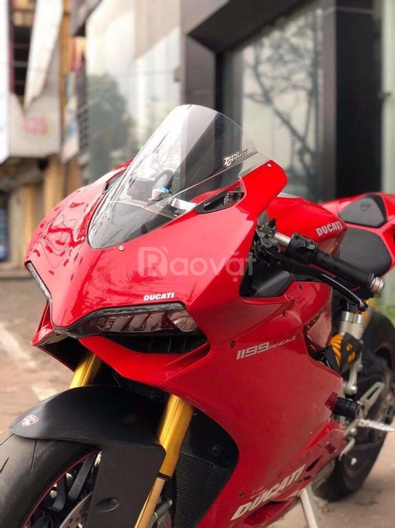 Bán Ducati 899 Panigale 2015 màu đỏ (ảnh 4)