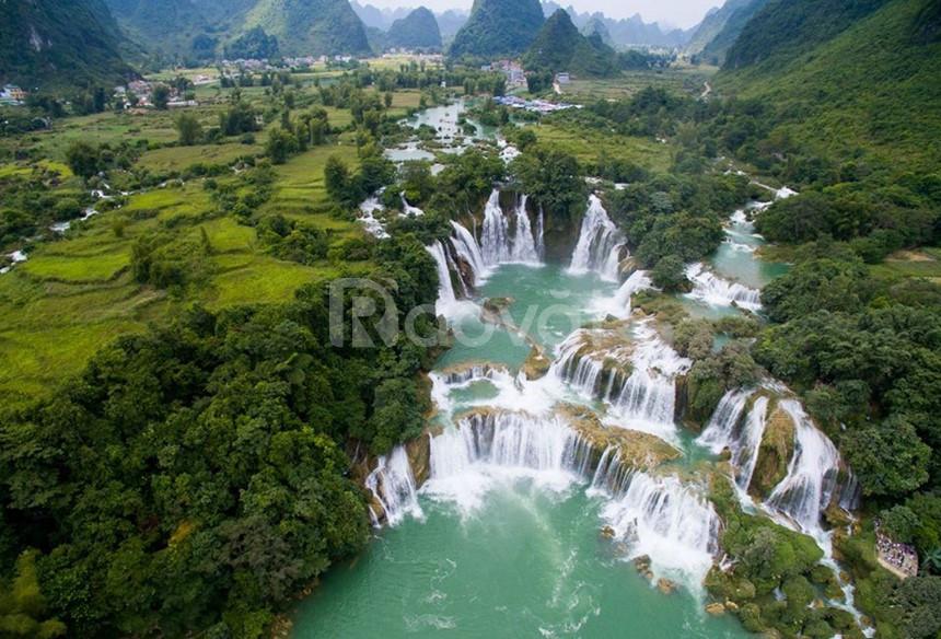 Du lịch Mộc Châu, Hà Giang, Ba Bể Tết Dương