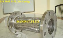 Dây nối mềm inox, khớp nối mềm inox, khớp chống rung mặt bích(bích 5K)