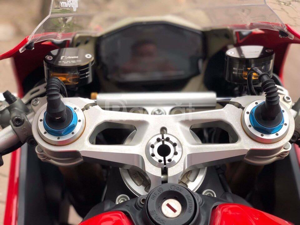Bán Ducati 899 Panigale 2015 màu đỏ (ảnh 2)
