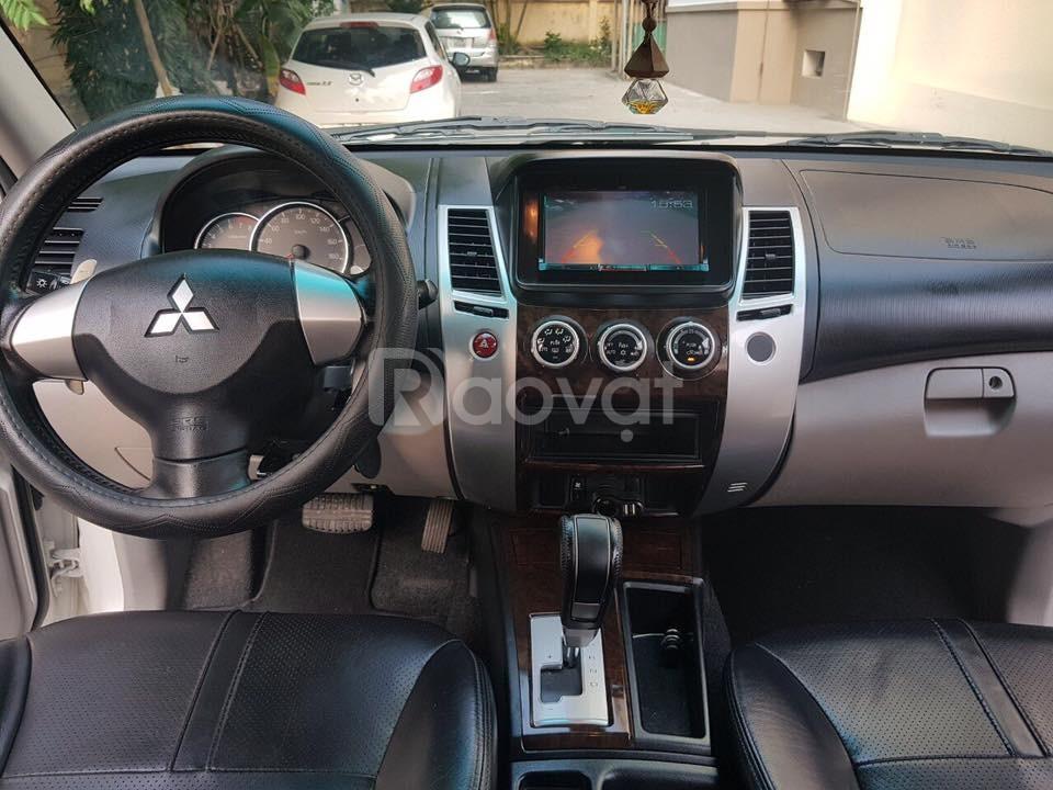 Bán gấp xe Mitsubishi Pajero Sport 3.0 2014 (ảnh 3)