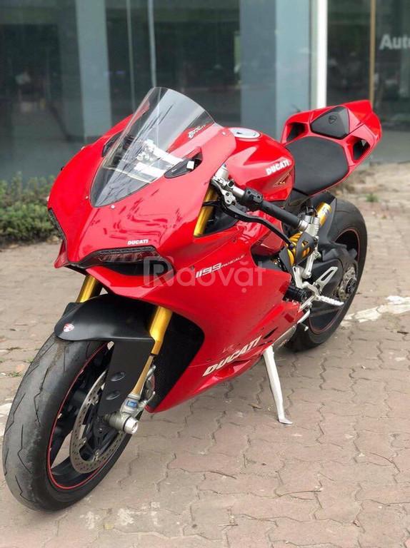Bán Ducati 899 Panigale 2015 màu đỏ (ảnh 1)