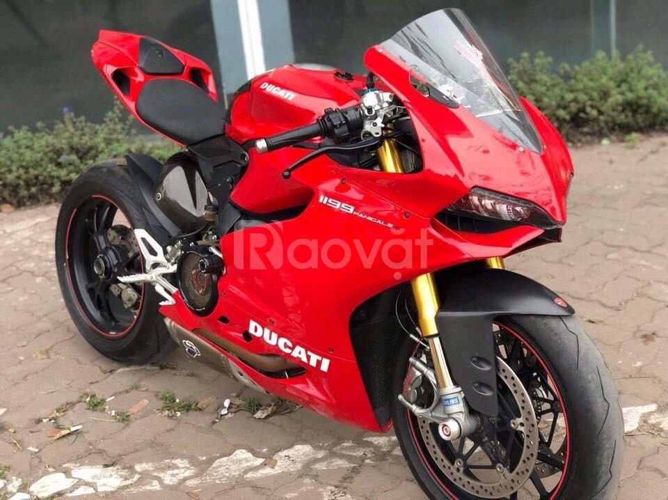 Bán Ducati 899 Panigale 2015 màu đỏ (ảnh 5)