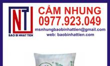 Bao PP đựng gạo, cung cấp bao bì gạo giá rẻ