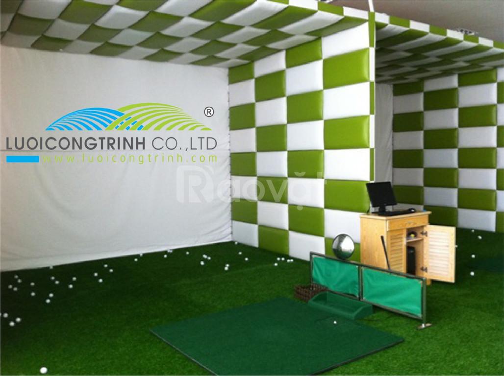 Nhận thiết kế phòng tập Golf 3D khu vực miền Bắc