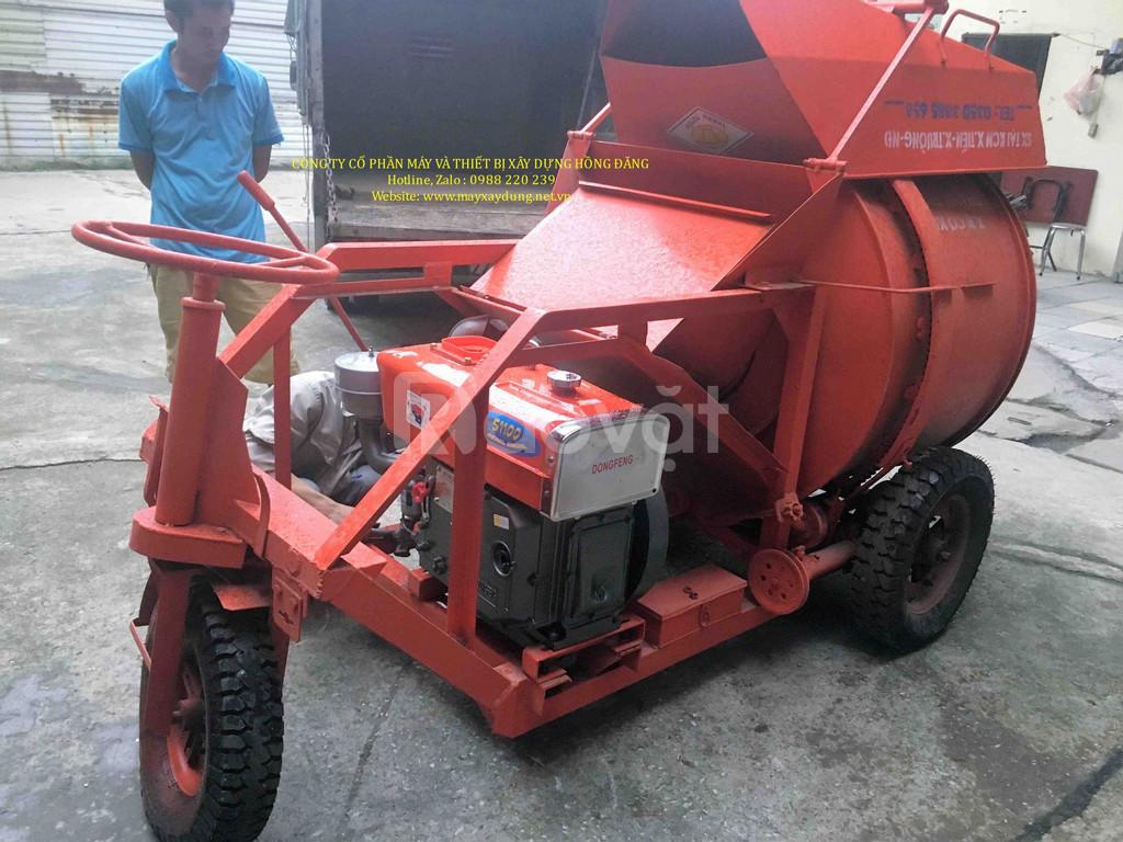 Máy trộn vữa cưỡng bức giá tốt tại Hà Nội