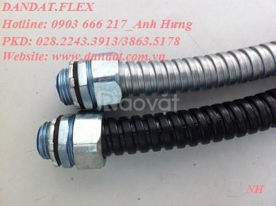 KD ống luồn dây điện bọc nhựa pvc, ống ruột gà bọc nhựa bọc lưới (ảnh 8)