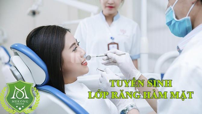 Học lấy chứng chỉ răng hàm mặt 2019 ở đâu TPHCM?