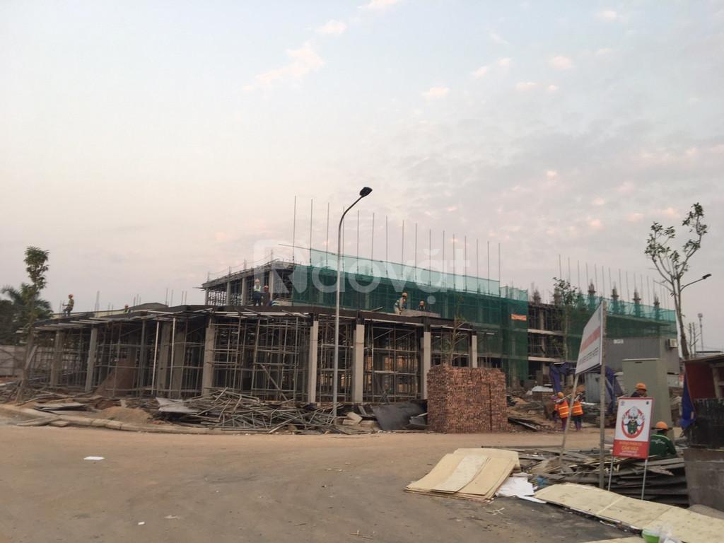 Mảnh đất vàng trung tâm TP Phúc Yên dự án TMS gần SVĐ Phúc Yên giá CĐT