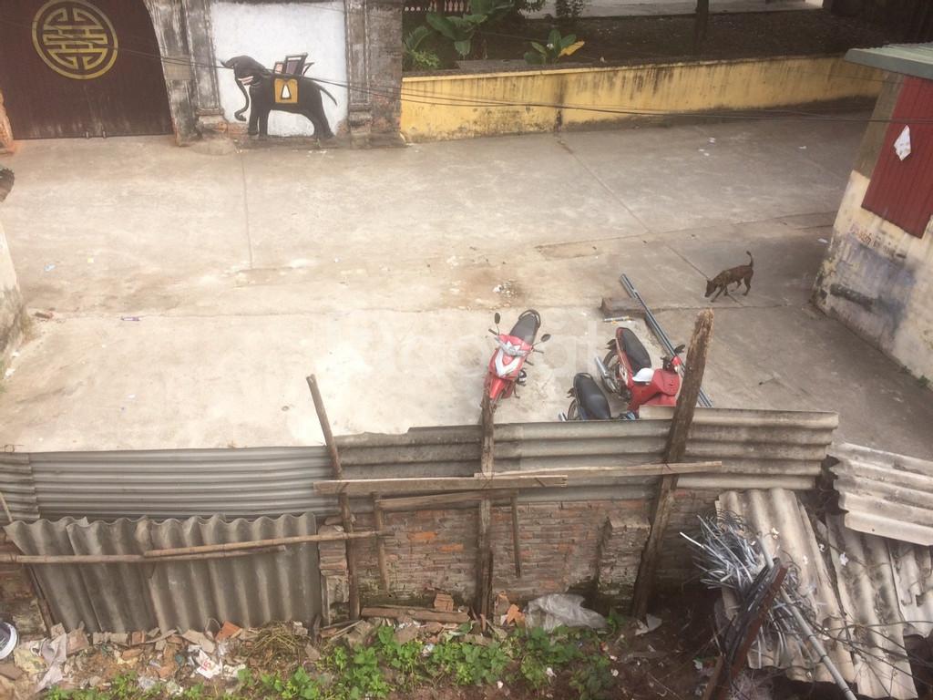 Bán đất 2 mặt tiền, 1 mặt đường cái, 1 mặt ngõ xã Ngọc Hồi, DT 58.5m2