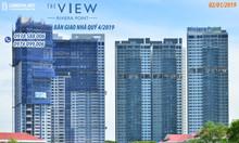 Bán căn hộ The View tại Riviera Point bàn giao nhà quý 4/2019
