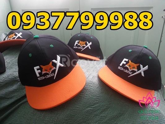 Xưởng sản xuất mũ hiphop, mũ snapback giá rẻ, mũ nón giá rẻ