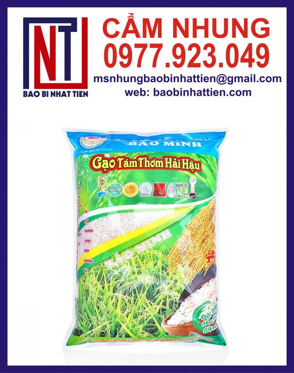 Bao gạo cao cấp xuất khẩu