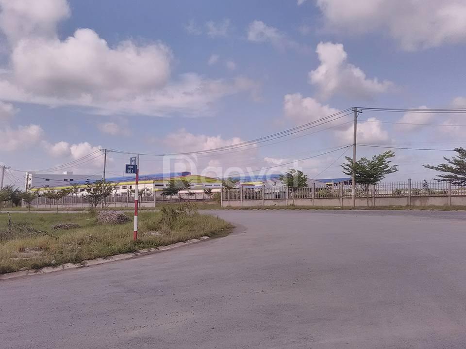 Cần bán gấp lô đất ngay bệnh viện Đa Khoa Mỹ Hạnh, 390 triệu/ nền, shr