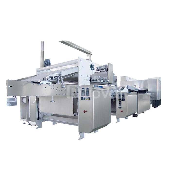 Dây chuyền sản xuất máy đóng gói tự động