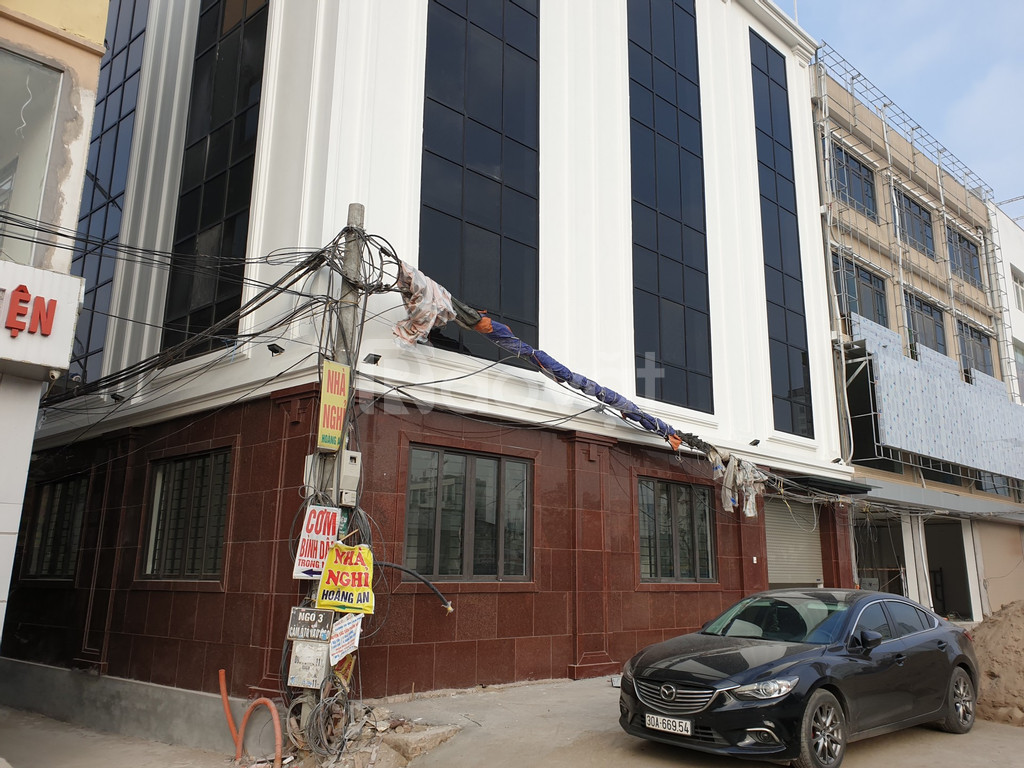 Cho thuê văn phòng tại 160 Phạm Văn Đồng Hà Nội