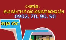 Mặt tiền Lê Quang Định 12m x 32m trệt 69 tỷ