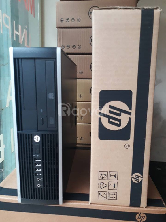 Máy tính đồng bộ HP 6300 PRo, máy tính tốt chuyên dùng cho văn phòng!