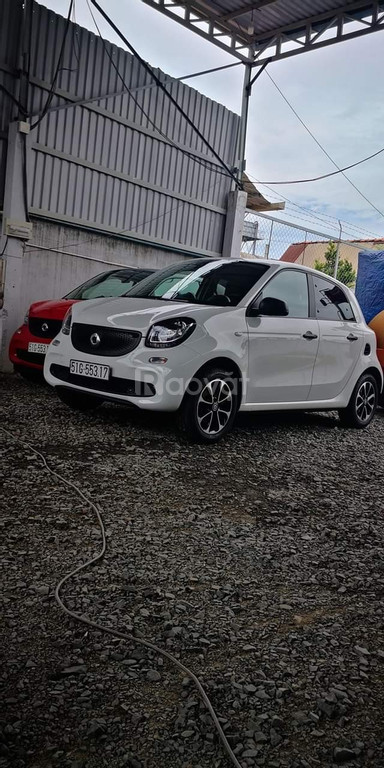 Smart forfour 2016 xe mini Đức