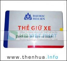 In thẻ thành viên, thẻ  thẻ tích điểm giá ưu đãi (ảnh 2)
