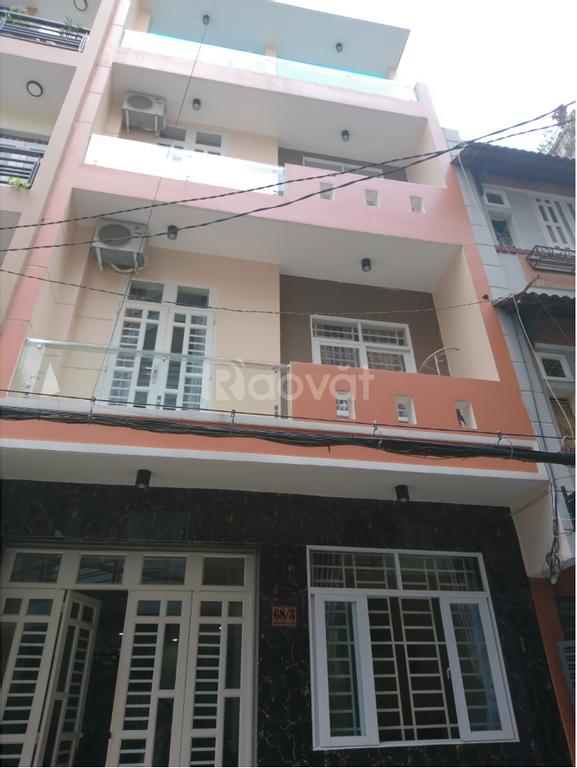 Nhà Trần Kế Xương trung tâm quận Bình Thạnh