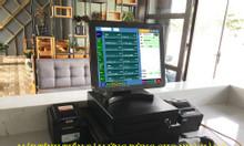 Lắp máy tính tiền cho quán ăn- nhà hàng tại Kiên Giang