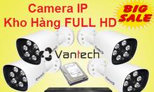Lắp đặt trọn bộ cam ip VanTech VP-153SF camera công nghệ mới