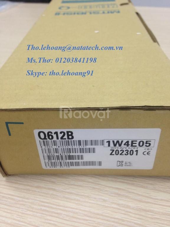 Bo mạch mở rộng Q612B Mitubishi - công ty TNHH Natatech