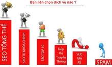 Dịch vụ SEO website tổng thể tại TPHCM