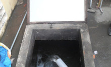 Thau rửa bể nước ăn, bể ngầm, bồn inox tại Phố Hàm Nghi