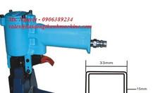 Súng bấm kim thùng caton bằng hơi khí nén, súng bắn đinh, kim bấm 3518