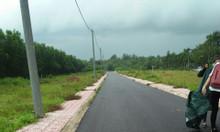 Bán đất thổ cư 100% trung tâm TT Long Thành đường Lê Duẩn đi vào 50m