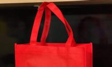 Túi vải đựng quà Tết in thương hiệu doanh nghiệp