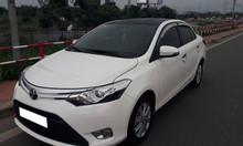 Cần bán gấp Toyota Vios 2017 bản G xe số tự động
