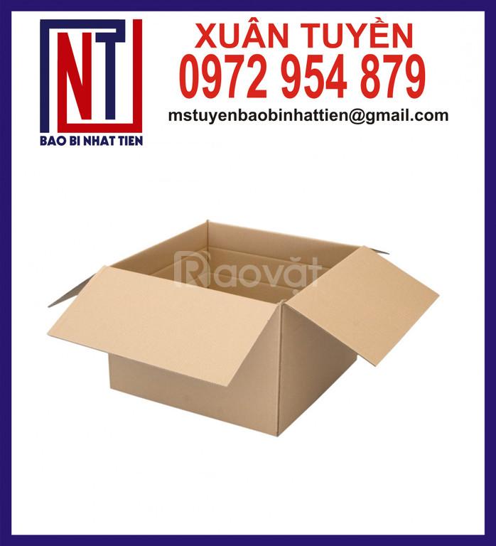 Thùng carton đựng giấy, khăn giấy, đồ dùng y tế