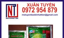 Túi đựng chế phẩm sinh học, hóa chất, dược phẩm